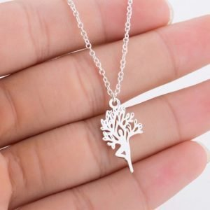 Women's Tree of Life Necklace 20