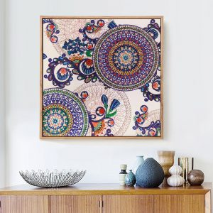 Diamond Mandala Painting 7